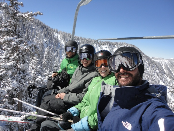 Taos Chairlift